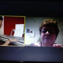 Aulas on-line profs João Paulo e Claudia 01