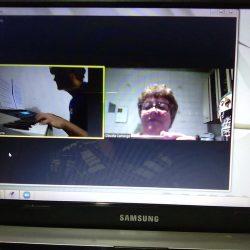 Aulas on-line profs João Paulo e Claudia 02