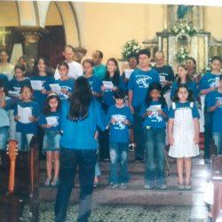 Celebrações religiosas - Missa da Padroeira da Música Santa Cecília 01