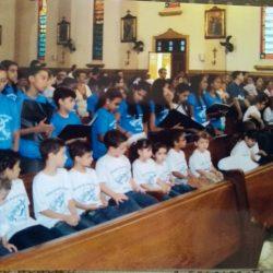 Celebrações religiosas - Missa da Padroeira da Música Santa Cecília 02