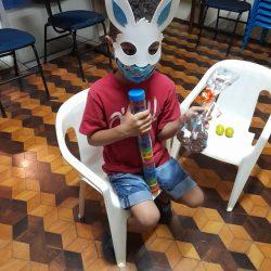 Mateus - Musicalização Infantil I - prof Cecília